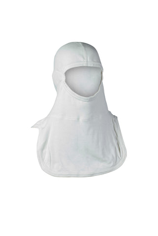Majestic Fire Apparel White PAC II Firefighting Hood
