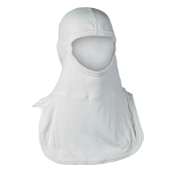 Majestic Fire Apparel PAC II White Firefighting Hood