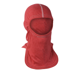 Majestic Fire Apparel Red PAC IA Nomex Blend Firefighting Hood