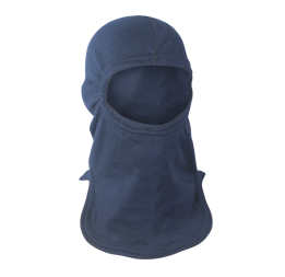 Majestic Fire Apparel Navy Blue PAC IA 100% Nomex Firefighting Hood