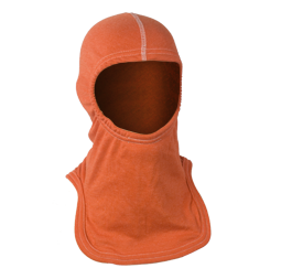 Majestic Fire Apparel Orange PAC IA Nomex Blend Firefighting Hood
