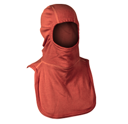 Majestic Fire Apparel: PAC II Double Seam Nomex Blend Firefighting Hood