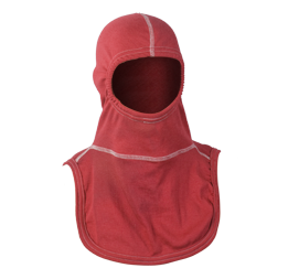 Majestic Fire Apparel Red PAC II Firefighting Hood