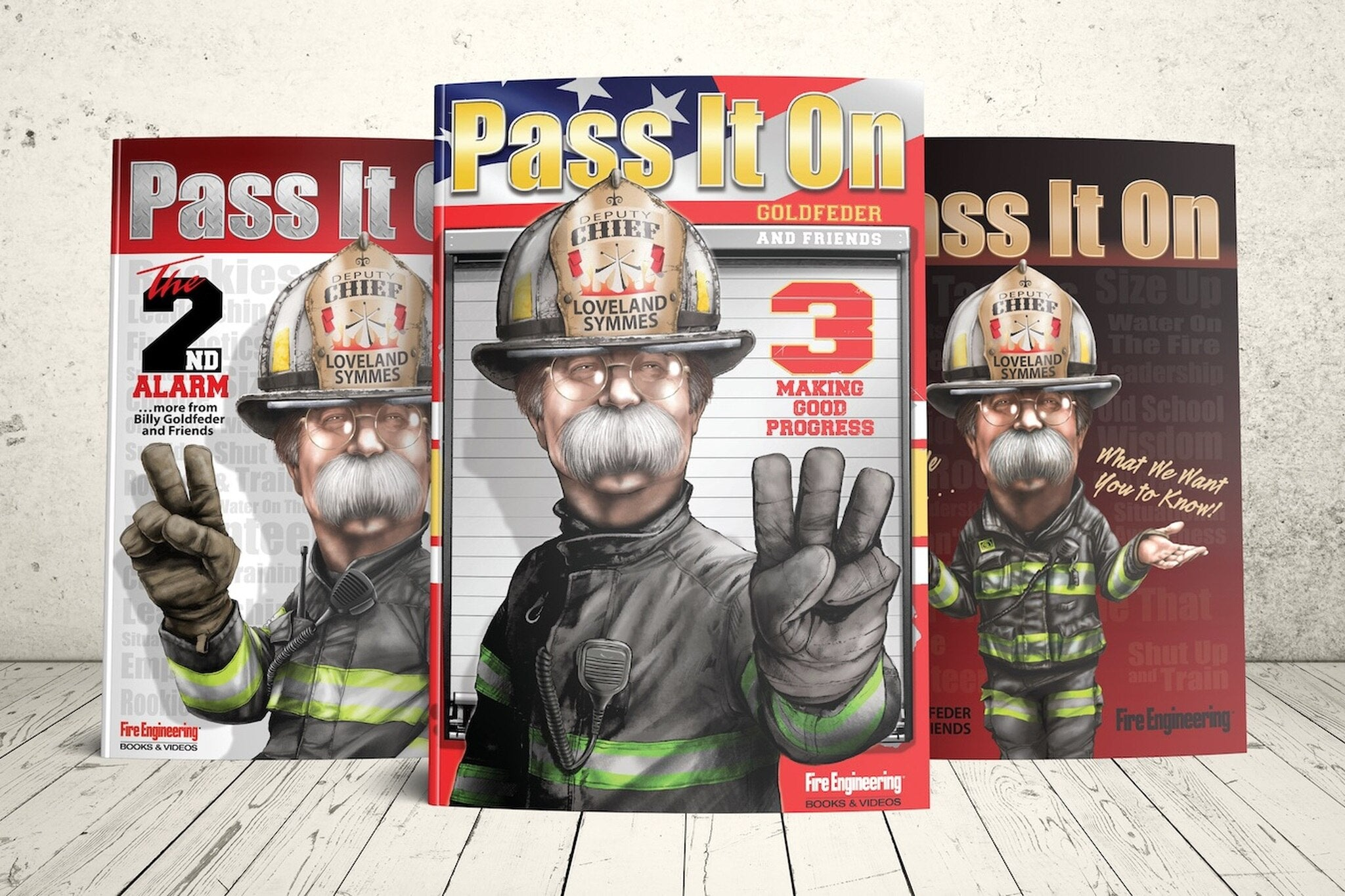 Fire Engineering Books: Pass It On Bundle