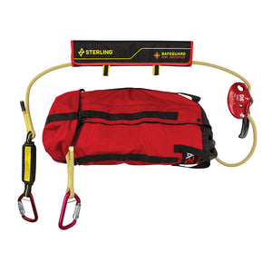 Sterling Rope: Roof Rescue Kit