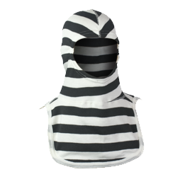 Majestic Fire Apparel: PAC II 100% Nomex Convict Firefighting Hood