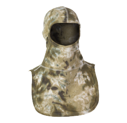Majestic Fire Apparel: PAC II 100% Nomex Desert Camo Firefighting Hood