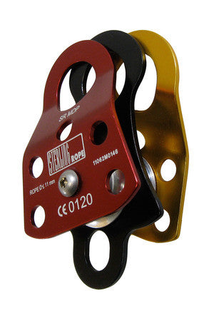 Sterling Rope Mdp Mini Double Pulley The Firefighting Depot