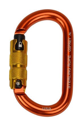 Sterling Rope: Osprey Autolock Oval Carabiner