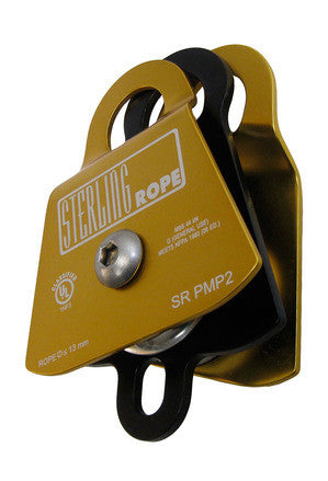 Sterling Rope: PMP2 Double Prusik Minding Pulley
