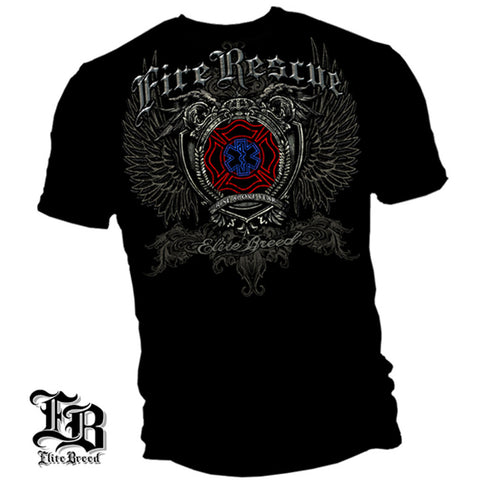 Erazor Bits: Elite Breed Fire Rescue T-Shirt