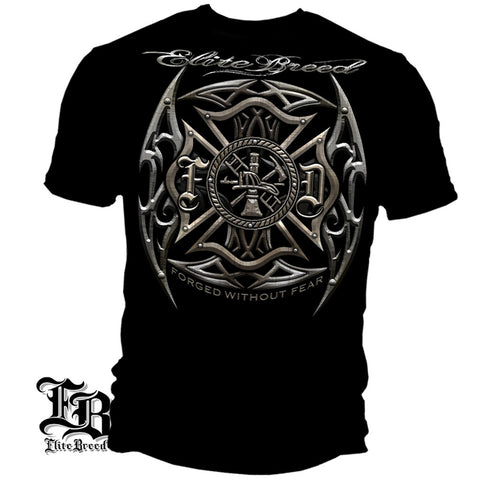 Erazor Bits: Elite Breed Forged Without Fear T-Shirt