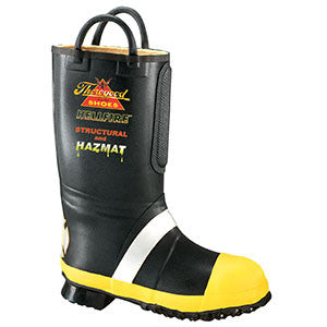 Thorogood: 807-6001 Rubber Light Insulated / Calendered Sole Bunker Boot