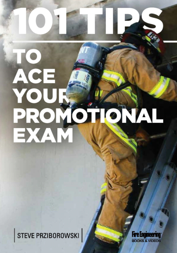 Fire Engineering Books: 101 Nuggets To Assist You on Your Next Fire Department Promotional Exam