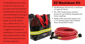 Elkhart Brass: XD Washdown Kit