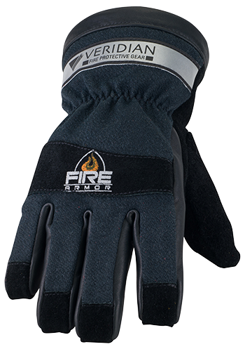 Veridian: Fire Armor Structural Gauntlet Firefighting Gloves