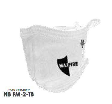Majestic Fire Apparel: FR FaceMask