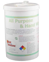 Shield Solutions: All Purpose and Hand Wipes