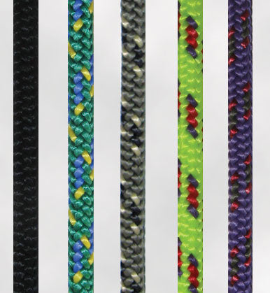 Sterling Rope: 3mm Accessory Cord Assorted 50' (15.5M)