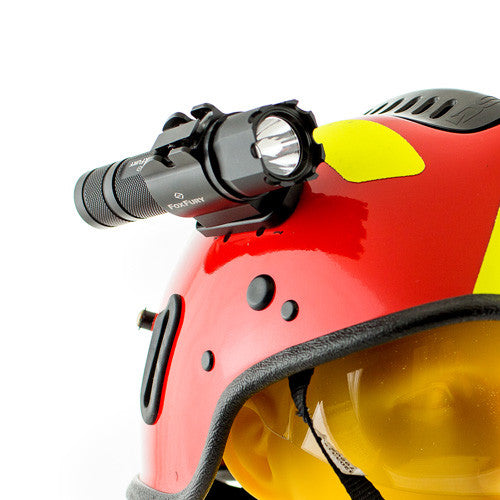 FoxFury: SideSlide Bolt Side Mounted Helmet Light