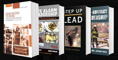 Fire Engineering Books: Leadership Bundle