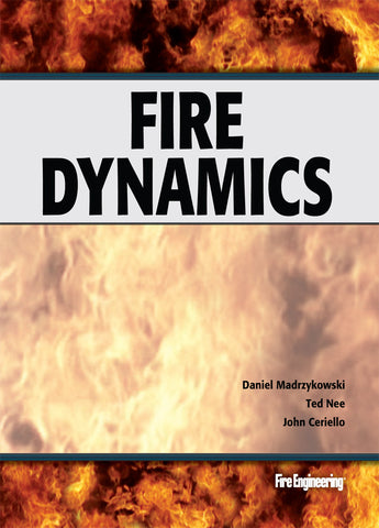 Fire Engineering Books: Fire Dynamics DVD