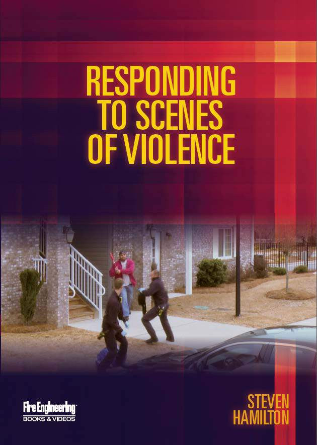 Fire Engineering Books: Responding To Scenes Of Violence DVD