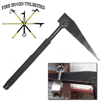 Fire Hooks Unlimited: Duckbill Lock Breaker