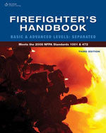 Cengage Learning: Firefighter's Handbook - Firefighter I and Firefighter II, 3rd Edition