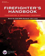 Cengage Learning: Firefighter's Handbook - Firefighting and Emergency Response, 3rd Edition