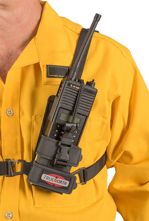 True North Gear: Stealth Radio Chest Harness Gen 2