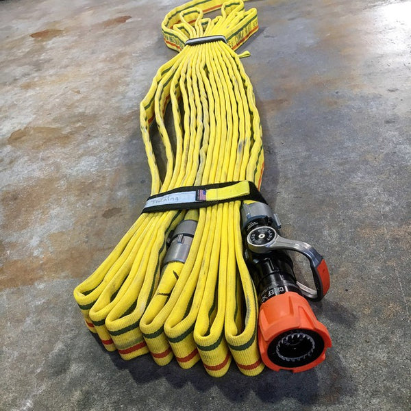 Fire By Trade: Hose Straps