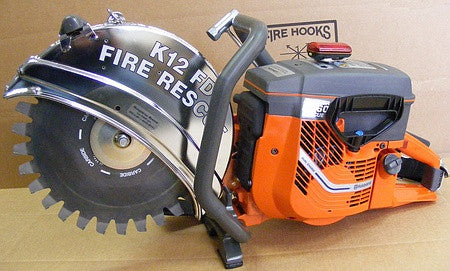 HUSQVARNA: K-12 FD Fire-Rescue Saw Package