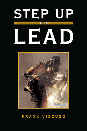 Fire Engineering Books Step Up And Lead The