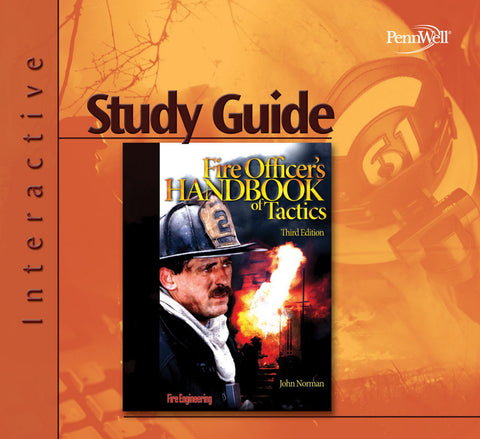 Fire Engineering Books: Fire Officer's Handbook of Tactics, 3rd Ed. Interactive Guide