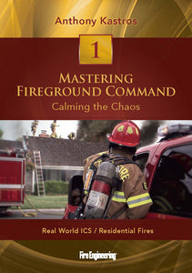 Mastering Fireground Command DVD #1