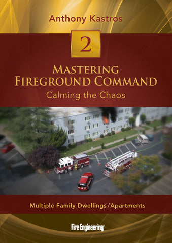Mastering Fireground Command DVD #2