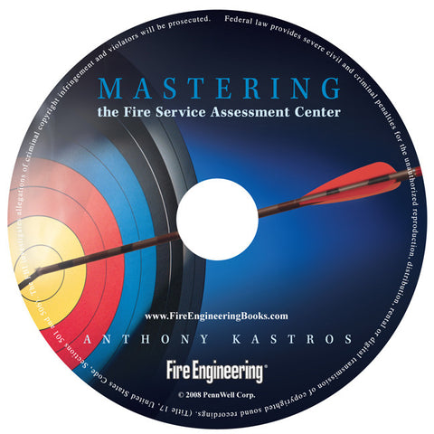 Fire Engineering: Mastering the Fire Service Assessment Center Audio Book