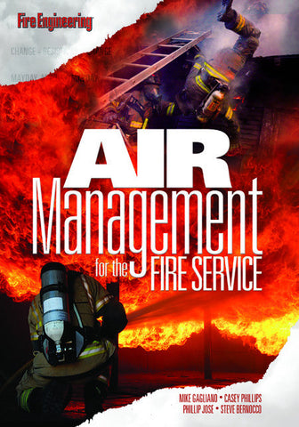Fire Engineering Books: Air Management for the Fire Service
