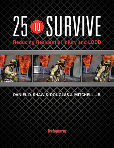 Fire Engineering Books 25 to Survive