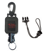 Hammerhead Industries, Inc.: Small Fire Flashlight Retractor - HD Snap Clip Mount