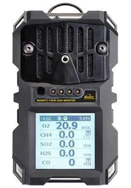 Sensit Technologies:  P400 Series Personal Gas Monitors with Pump