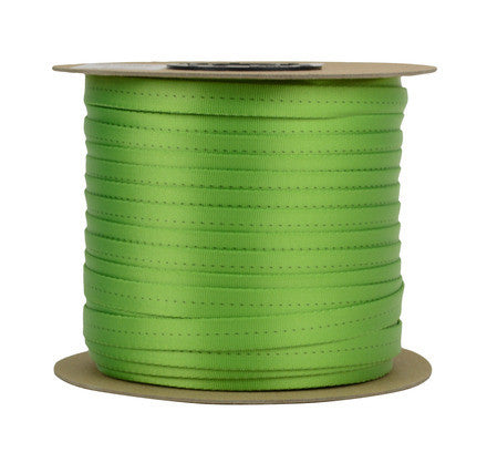 "Sterling Rope: 300' Spool of 11/16"" Nylon Tubular Webbing"