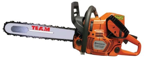Team Equipment: SHARK II Ventilation Chainsaw