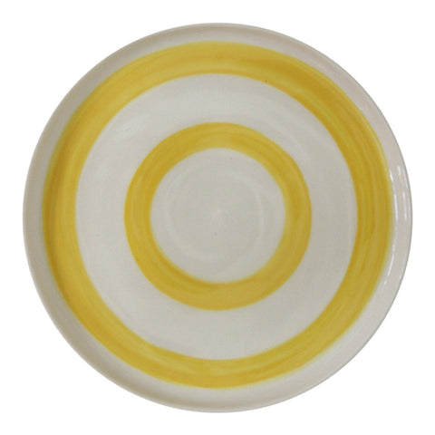 Hudson Valley Salad Plate in Circles