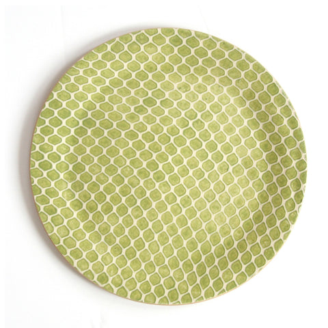 Terrafirma Citrus Charger Plate