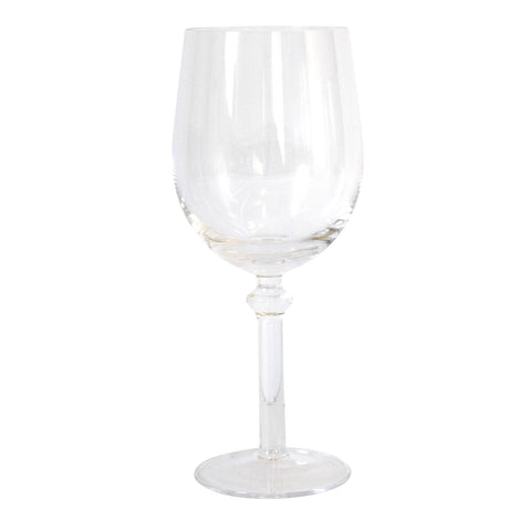 JackieRed Wine Glass (S/4)