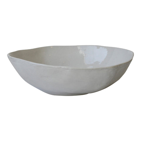 Montes Doggett white ceramic bowl