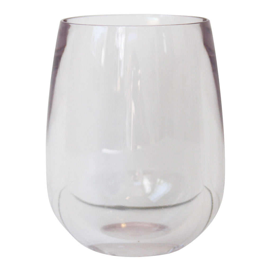 Unbreakable Clear Wine Glass