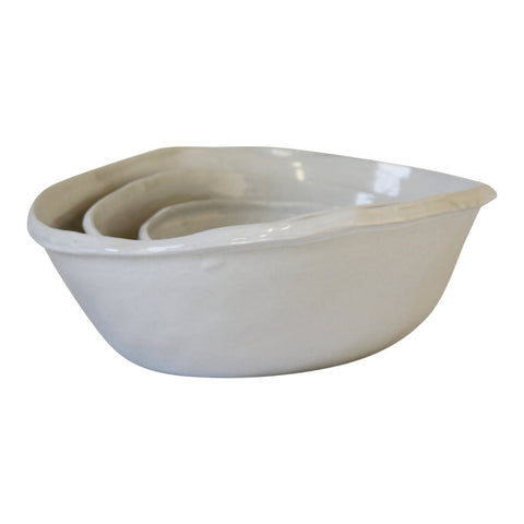Oval Nesting Bowl Set